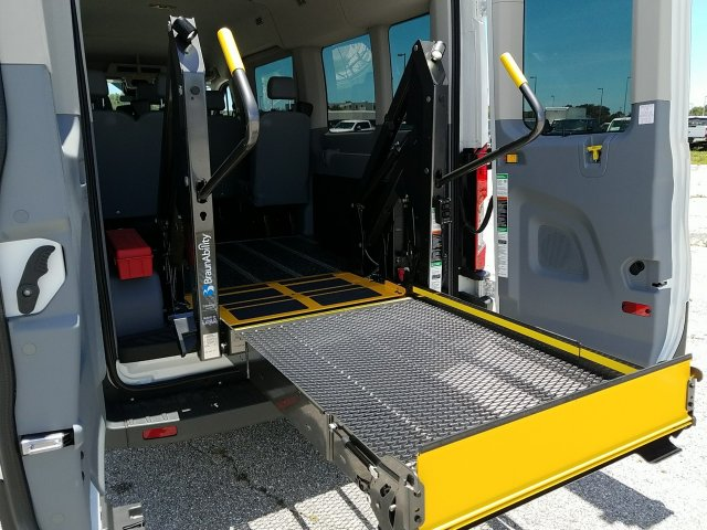 2016 Transit 350 Medium Roof, Mobility Works Mobility #GKA18965 - photo 15