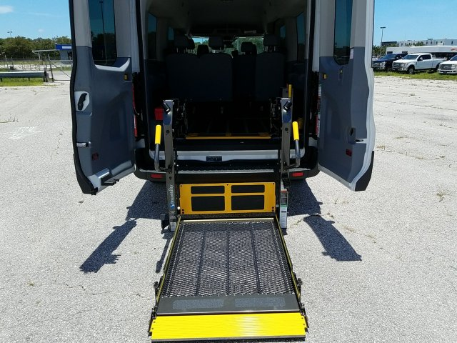 2016 Transit 350 Medium Roof, Mobility Works Mobility #GKA18965 - photo 16