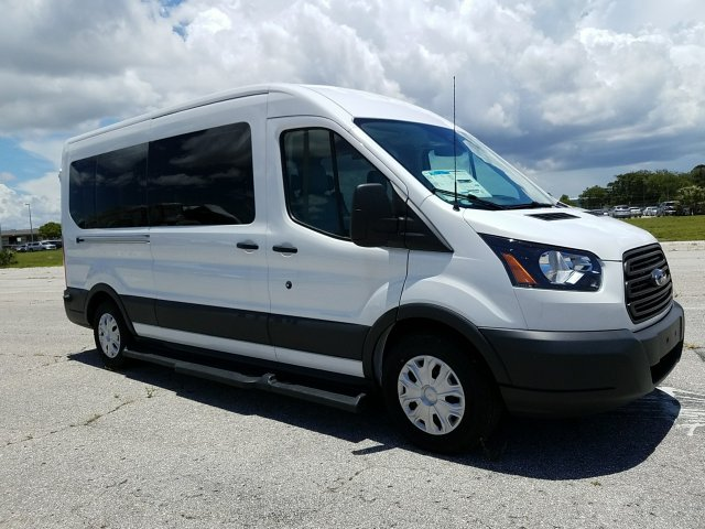 2016 Transit 350 Medium Roof, Mobility Works Mobility #GKA18965 - photo 4