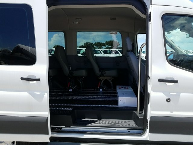 2017 Transit 150 Medium Roof, Mobility #HKB08764 - photo 18