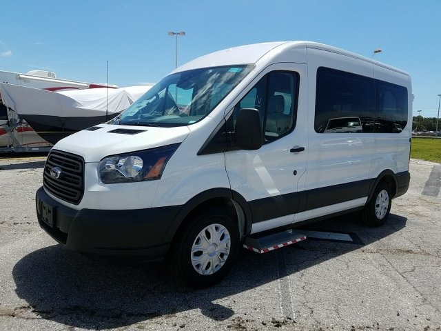 2017 Transit 150 Medium Roof, Mobility #HKB08764 - photo 9