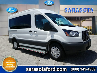 2017 Transit 150 Med Roof, Mobility #HKB08764 - photo 1