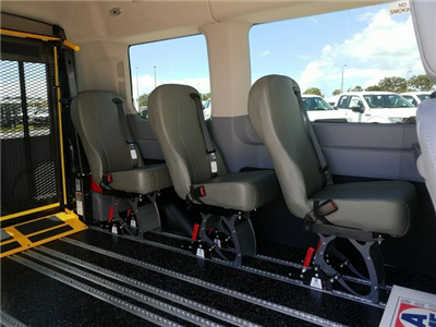2017 Transit 150 Med Roof, Mobility #HKB08764 - photo 20