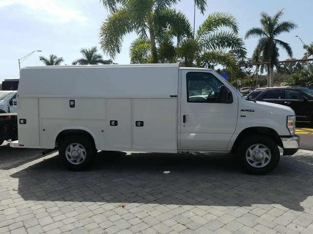 2018 E-350, Service Utility Van #JDC09186 - photo 4