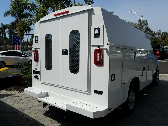 2018 E-350, Service Utility Van #JDC09186 - photo 5