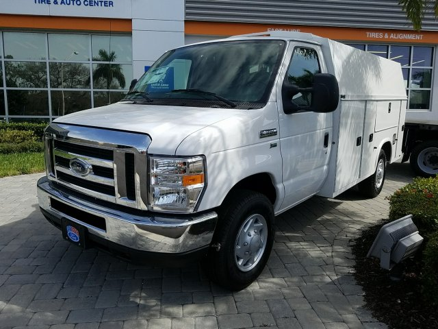 2018 E-350, Service Utility Van #JDC09186 - photo 6