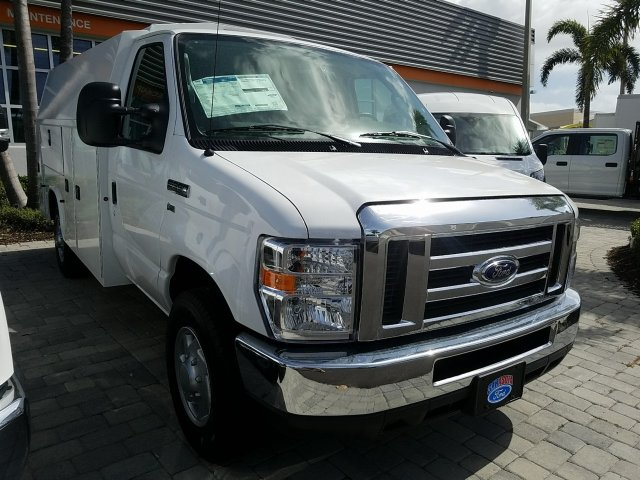 2018 E-350, Service Utility Van #JDC09187 - photo 3
