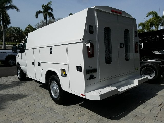 2018 E-350, Service Utility Van #JDC09187 - photo 5