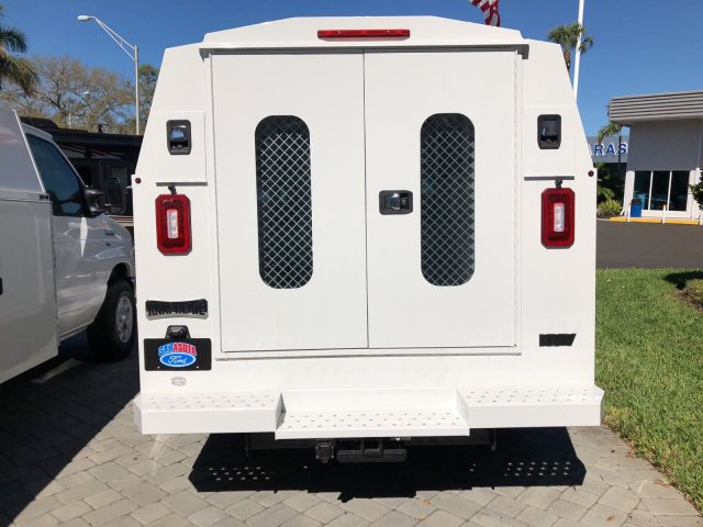 2018 E-350, Service Utility Van #JDC09188 - photo 5