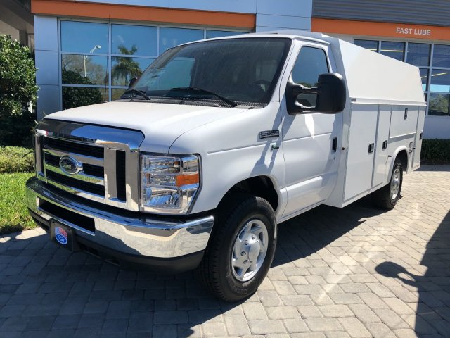2018 E-350, Service Utility Van #JDC09188 - photo 3