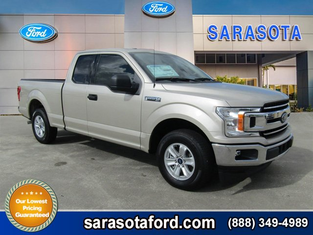 2018 F-150 Super Cab, Pickup #JFA57398 - photo 1