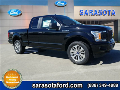 2018 F-150 Super Cab 4x4, Pickup #JFA76964 - photo 1
