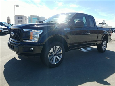 2018 F-150 Super Cab 4x4, Pickup #JFA76964 - photo 7