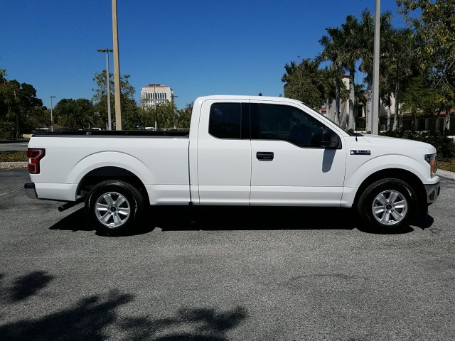 2018 F-150 Super Cab, Pickup #JFB39663 - photo 4