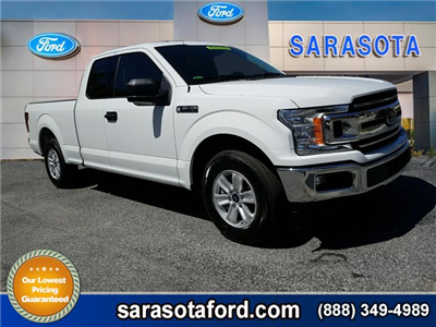 2018 F-150 Super Cab, Pickup #JFB39663 - photo 1