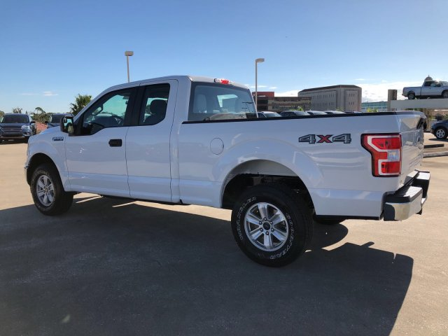2018 F-150 Super Cab 4x4, Pickup #JFB39666 - photo 4