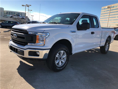 2018 F-150 Super Cab 4x4, Pickup #JFB39666 - photo 3