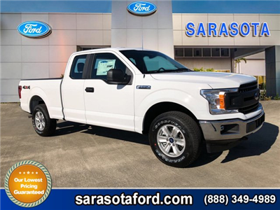 2018 F-150 Super Cab 4x4, Pickup #JFB39666 - photo 1