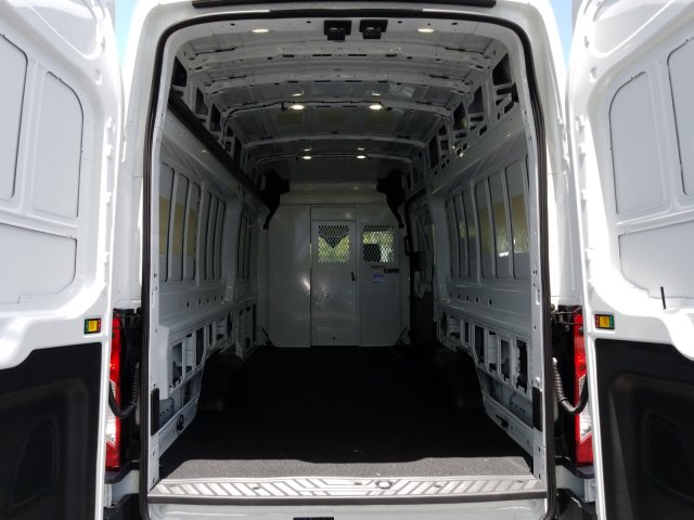 2018 Transit 350 High Roof,  Upfitted Cargo Van #JKA09362 - photo 2