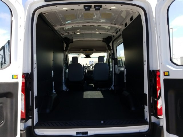 2018 Transit 250 Med Roof,  Empty Cargo Van #JKA19168 - photo 2