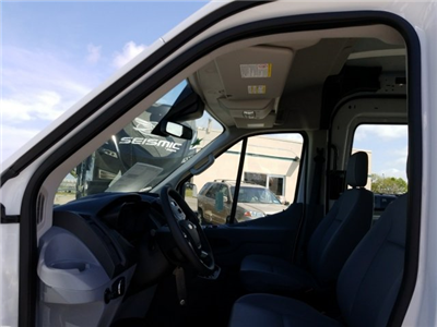 2018 Transit 250 Med Roof,  Empty Cargo Van #JKA19168 - photo 16