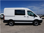 2018 Transit 250 Med Roof,  Empty Cargo Van #JKA19168 - photo 4