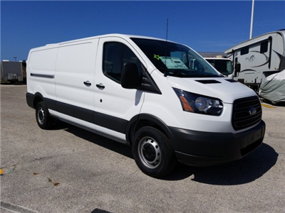 2018 Transit 250 Low Roof,  Empty Cargo Van #JKA19169 - photo 3