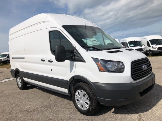 2018 Transit 350 High Roof,  Empty Cargo Van #JKA34218 - photo 3