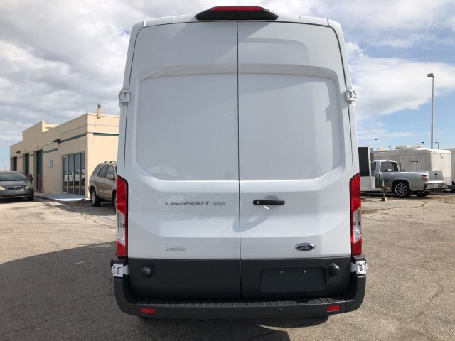 2018 Transit 350 High Roof,  Empty Cargo Van #JKA34218 - photo 6
