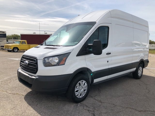 2018 Transit 350 High Roof,  Empty Cargo Van #JKA34218 - photo 8
