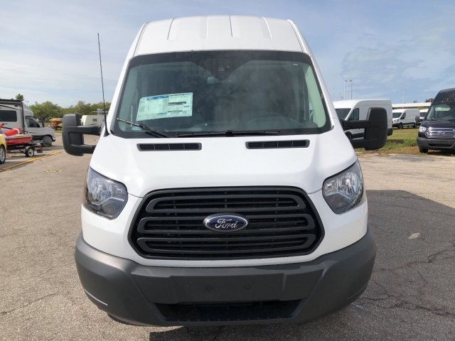 2018 Transit 350 High Roof,  Empty Cargo Van #JKA34218 - photo 9