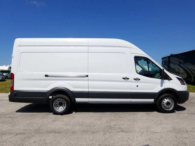 2018 Transit 350 HD High Roof DRW,  Empty Cargo Van #JKA67188 - photo 4