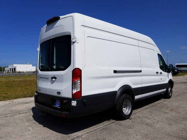 2018 Transit 350 HD High Roof DRW,  Empty Cargo Van #JKA67188 - photo 5