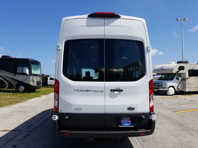 2018 Transit 350 HD High Roof DRW,  Empty Cargo Van #JKA67188 - photo 6