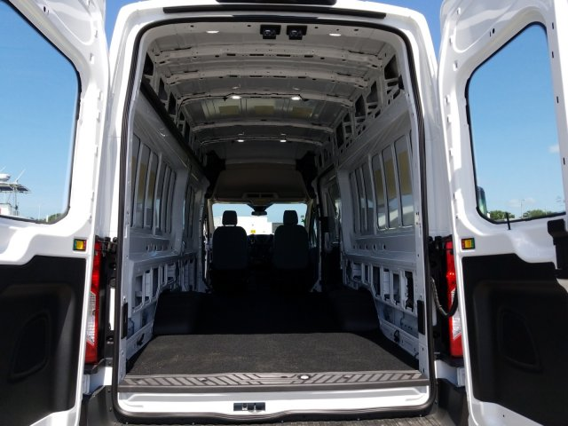2018 Transit 350 HD High Roof DRW,  Empty Cargo Van #JKA67188 - photo 2