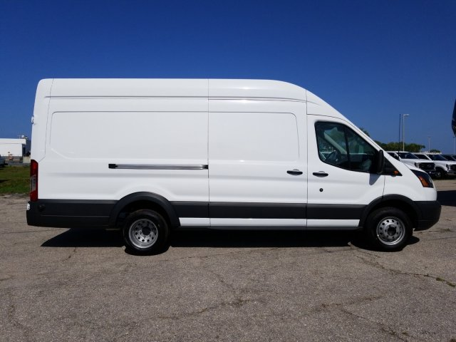 2018 Transit 350 HD High Roof DRW,  Empty Cargo Van #JKA71533 - photo 3