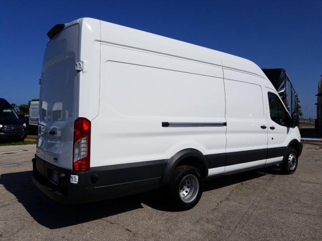 2018 Transit 350 HD High Roof DRW,  Empty Cargo Van #JKA71533 - photo 4