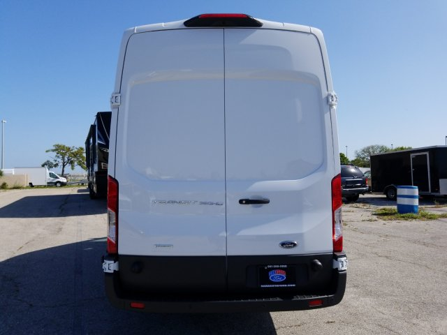 2018 Transit 350 HD High Roof DRW,  Empty Cargo Van #JKA71533 - photo 5
