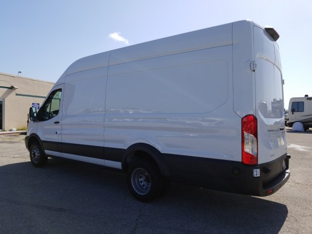 2018 Transit 350 HD High Roof DRW,  Empty Cargo Van #JKA71533 - photo 6