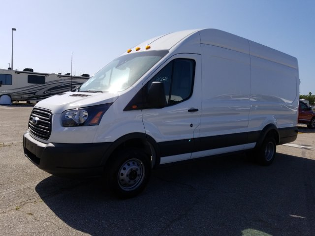 2018 Transit 350 HD High Roof DRW,  Empty Cargo Van #JKA71533 - photo 8