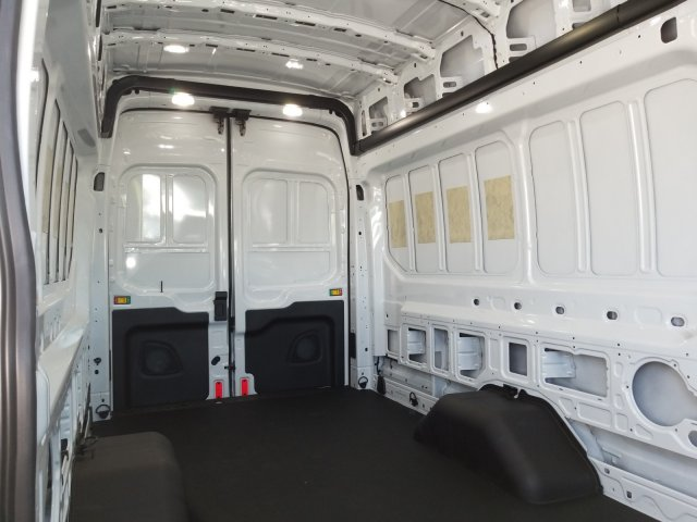 2018 Transit 350 HD High Roof DRW,  Empty Cargo Van #JKA71533 - photo 13