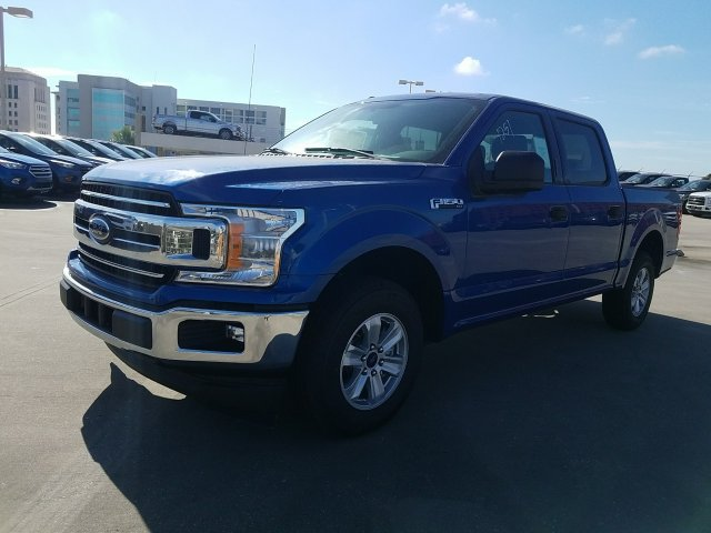 2018 F-150 Crew Cab, Pickup #JKC60530 - photo 7