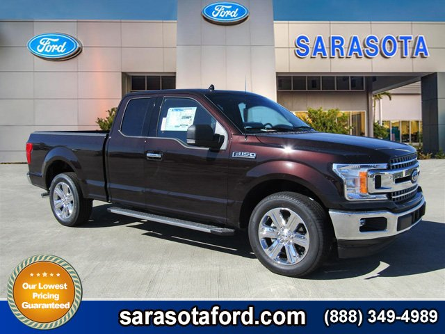 2018 F-150 Super Cab, Pickup #JKC60538 - photo 1