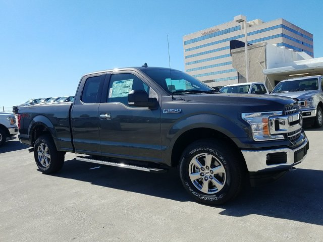 2018 F-150 Super Cab 4x4, Pickup #JKC60544 - photo 3