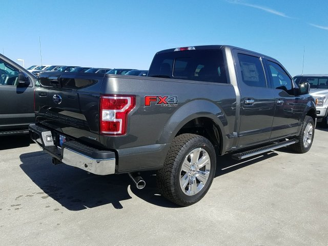2018 F-150 SuperCrew Cab 4x4, Pickup #JKD13847 - photo 2