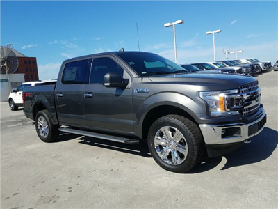 2018 F-150 SuperCrew Cab 4x4, Pickup #JKD13847 - photo 5