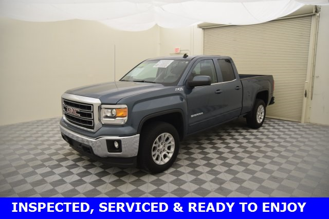 2014 Sierra 1500 Double Cab 4x4, Pickup #108088M - photo 5