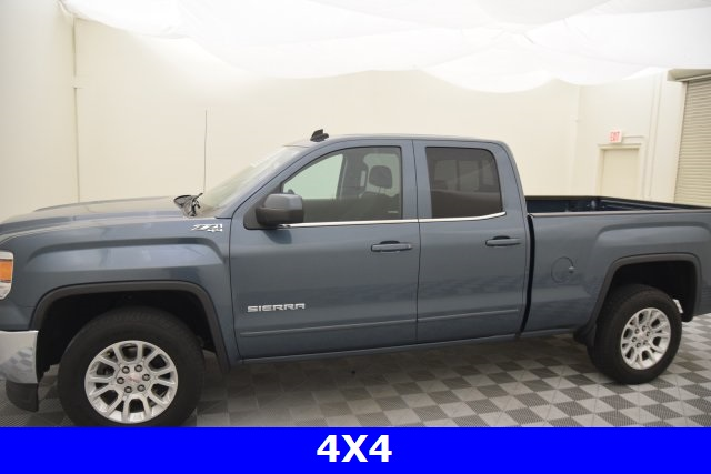 2014 Sierra 1500 Double Cab 4x4, Pickup #108088M - photo 6