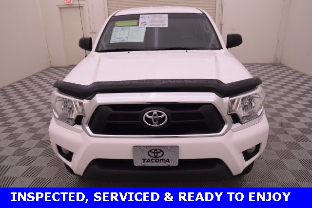 2013 Tacoma Double Cab, Pickup #139141 - photo 4