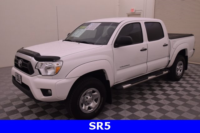 2013 Tacoma Double Cab, Pickup #139141 - photo 7